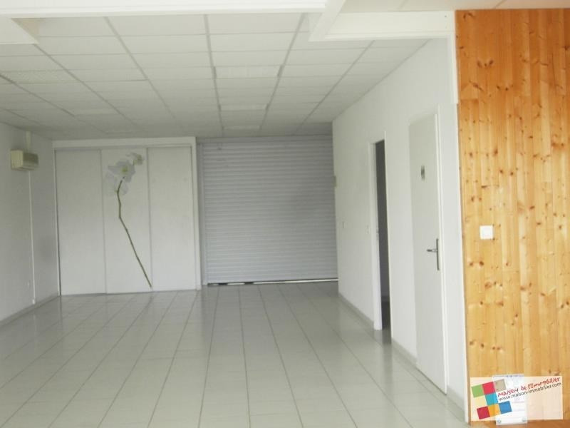 Rental empty room/storage Chateaubernard 542€ HT/HC - Picture 2