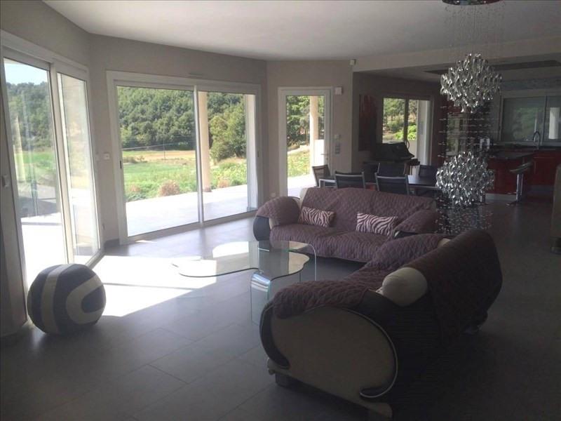 Vente de prestige maison / villa Charmes sur l herbasse 442000€ - Photo 4
