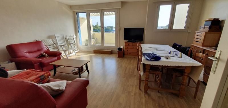 Rental apartment Quimper 460€ CC - Picture 1