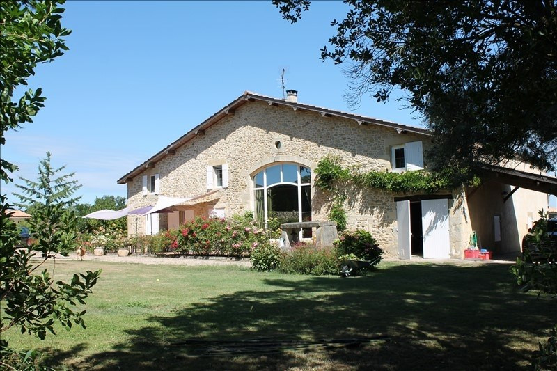 Sale house / villa Langon 498 750€ - Picture 1