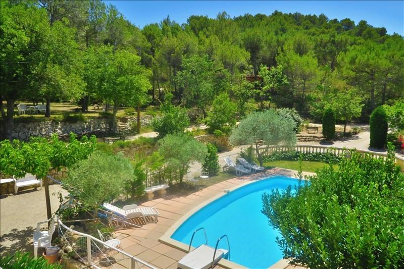 Verkoop van prestige  huis Rognes160 641000€ - Foto 5