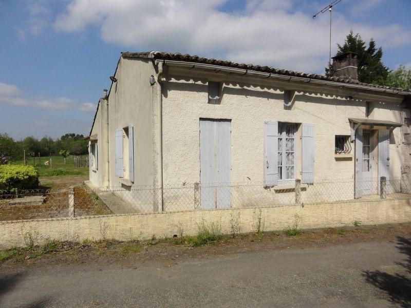 Vente maison / villa Bedenac 85000€ - Photo 1