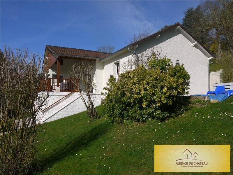 Sale house / villa Mousseaux sur seine 265000€ - Picture 1