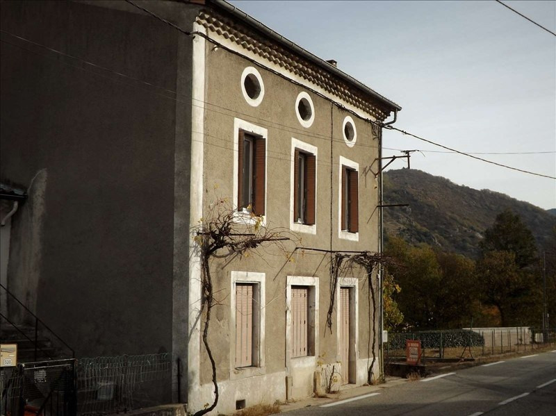 Revenda casa Aubenas 129000€ - Fotografia 2