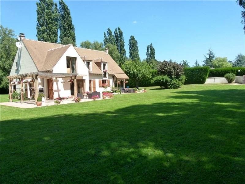 Vente maison / villa Jouars pontchartrain 899000€ - Photo 2