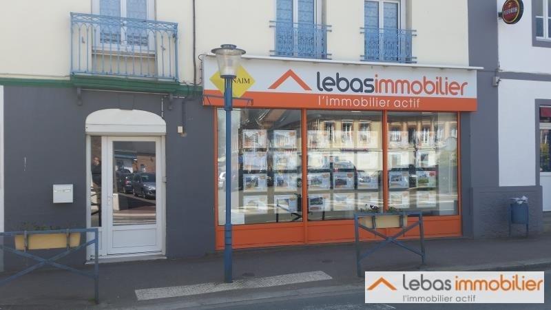 Sale site Yerville 67000€ - Picture 1