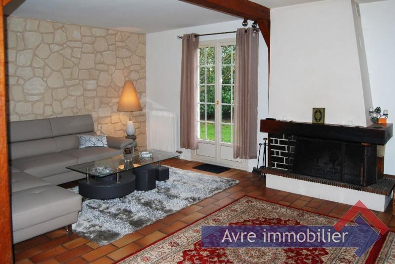 Sale house / villa Verneuil d'avre et d'iton 185000€ - Picture 2