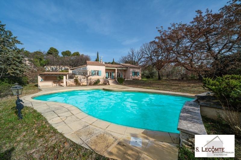 Vente maison / villa Eguilles 823000€ - Photo 3