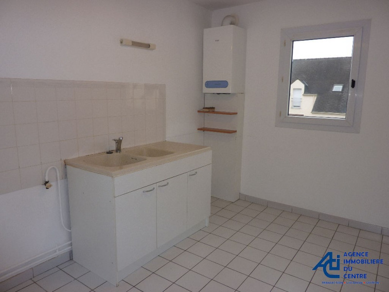 Rental apartment Pontivy 487€ CC - Picture 4