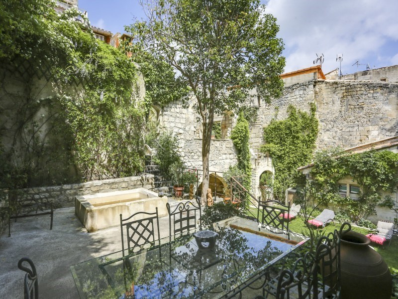 Immobile residenziali di prestigio casa Tarascon 987000€ - Fotografia 4