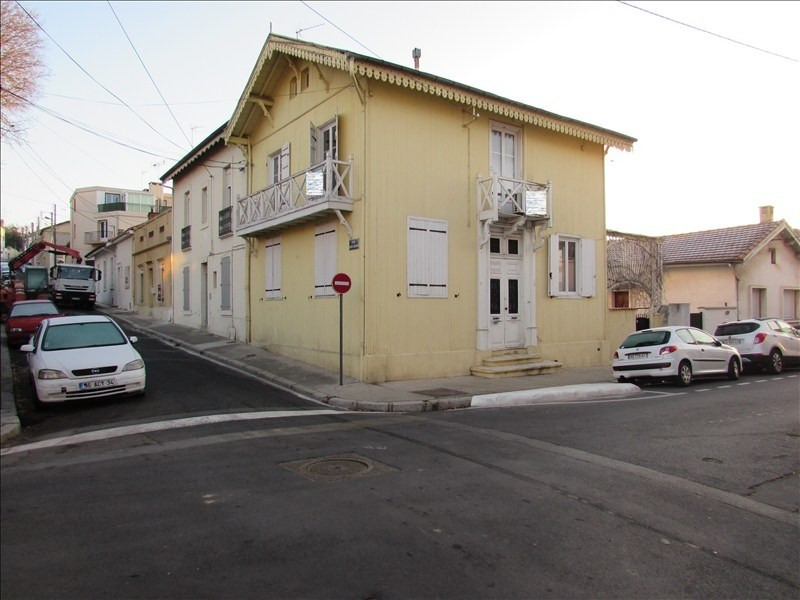 Vente maison / villa Beziers 137 000€ - Photo 1