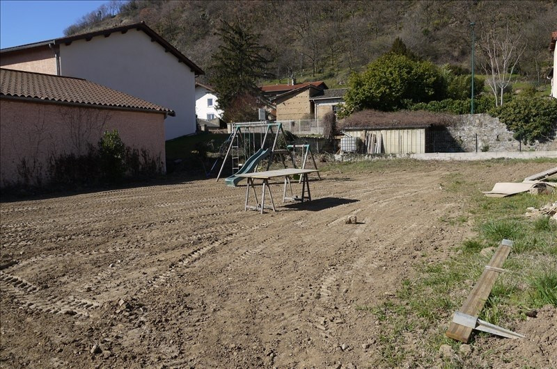 Vente terrain Chavanay 75 000€ - Photo 1