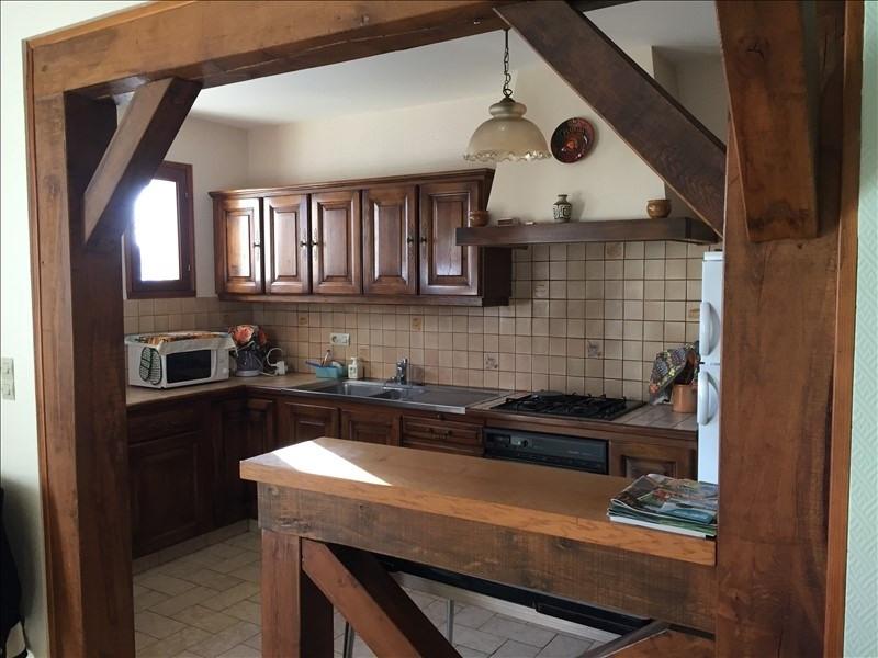 Sale house / villa St vincent sur jard 164320€ - Picture 3