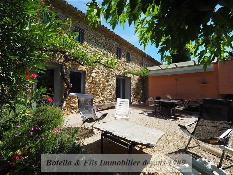 Venta  casa Goudargues 395000€ - Fotografía 1