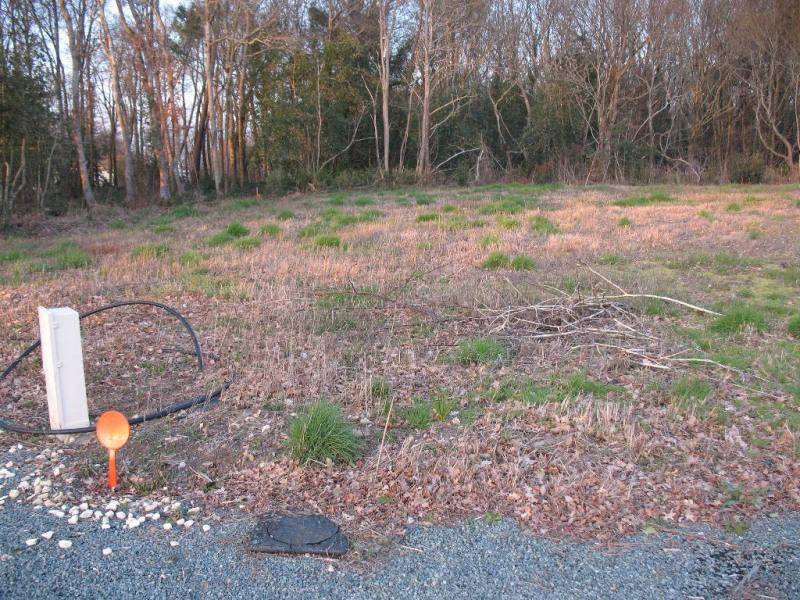 Vente terrain Etaules 64500€ - Photo 1