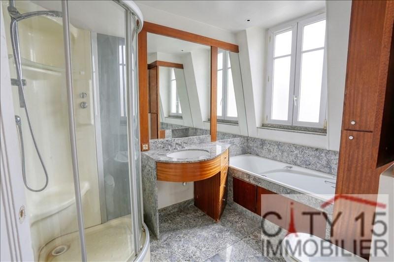 Vente appartement Paris 15ème 785000€ - Photo 9