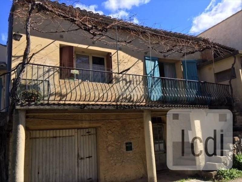 Produit d'investissement maison / villa Saint-victor-la-coste 195000€ - Photo 1