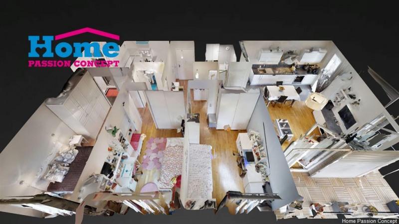Sale apartment Nanterre 469000€ - Picture 9