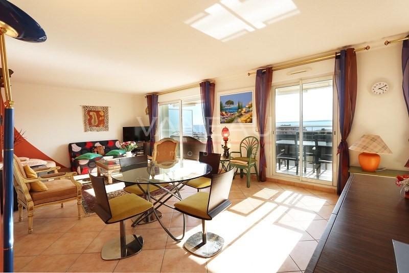 Vente de prestige appartement Juan-les-pins 689000€ - Photo 16