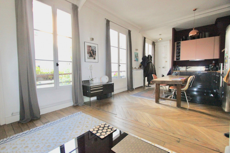 Vente appartement Paris 9ème 1 120 000€ - Photo 1