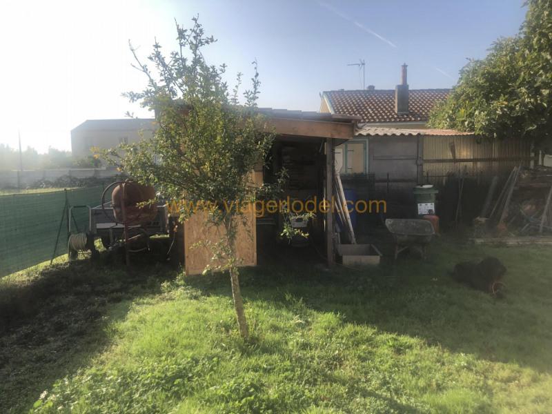 Vendita nell' vitalizio di vita casa Bruges 60000€ - Fotografia 5