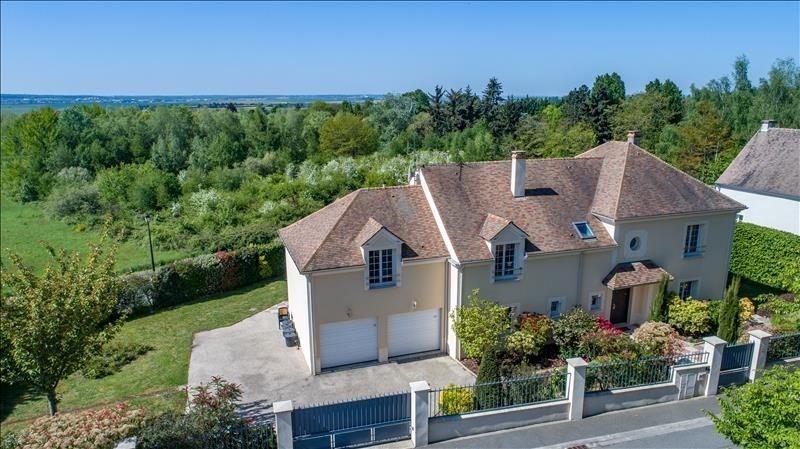 Deluxe sale house / villa St nom la breteche 1248000€ - Picture 2