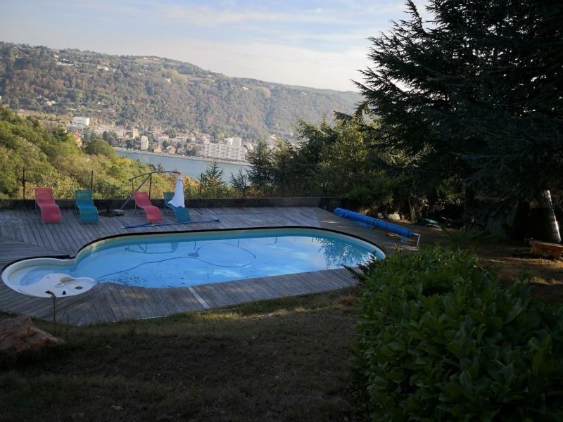 Vendita casa St cyr sur le rhone 385000€ - Fotografia 4