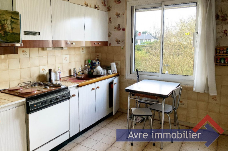 Vente maison / villa Verneuil d'avre et d'iton 128000€ - Photo 4