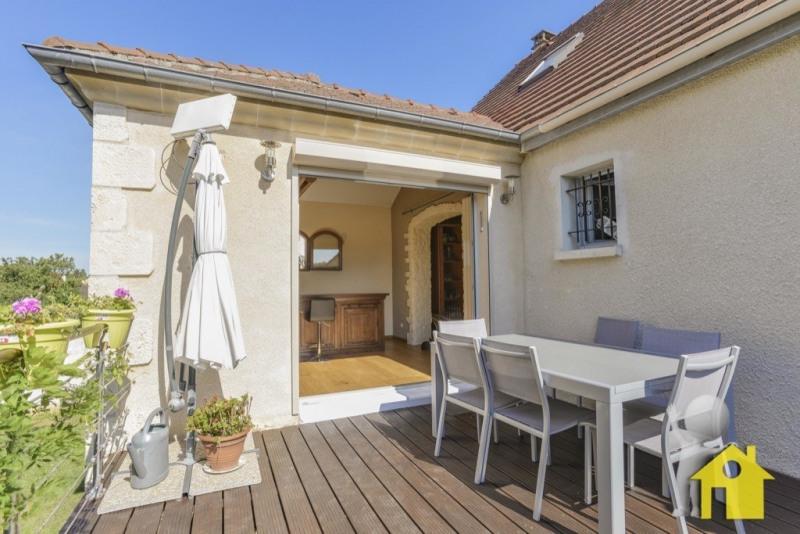 Sale house / villa Bornel 318000€ - Picture 2