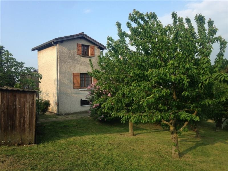 Vendita casa Reventin vaugris 283500€ - Fotografia 2