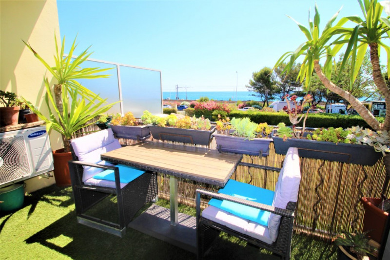 Sale apartment Antibes 156300€ - Picture 1
