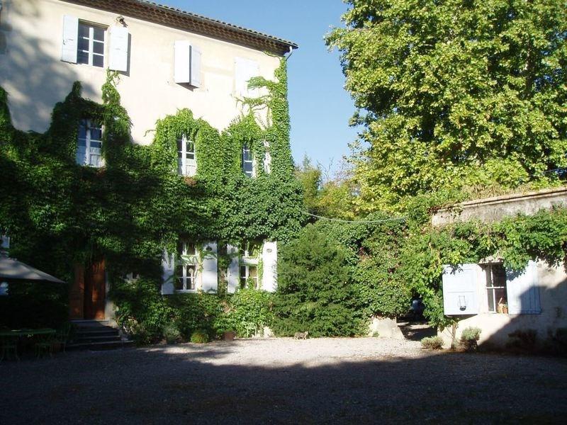 Vente de prestige maison / villa Crest 680000€ - Photo 1