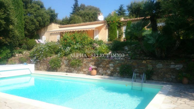 Vente de prestige maison / villa Grimaud 1390000€ - Photo 4