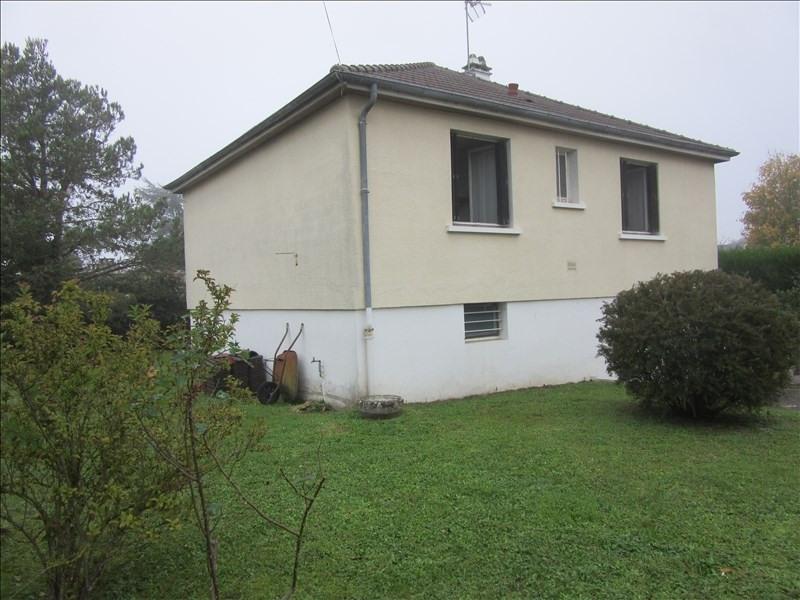 Sale house / villa St vrain 240000€ - Picture 1