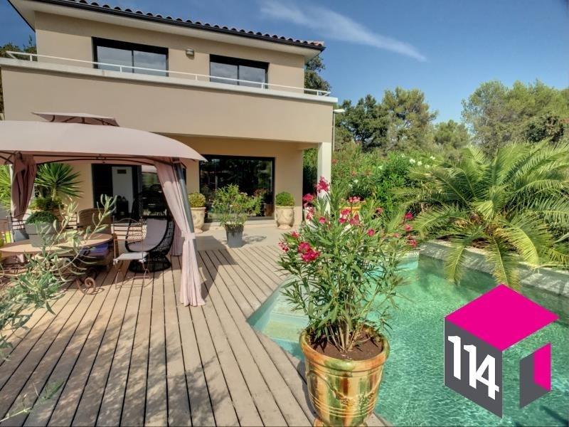 Vente maison / villa Castries 520000€ - Photo 1