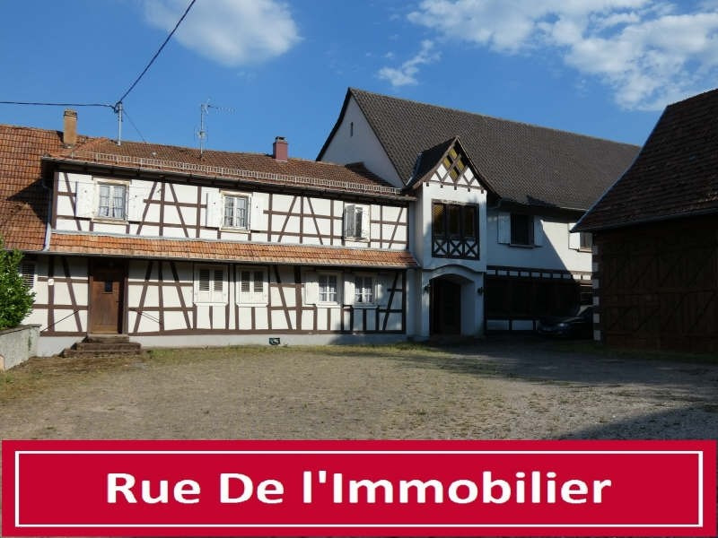 Produit d'investissement maison / villa Lampertsloch 370 000€ - Photo 1