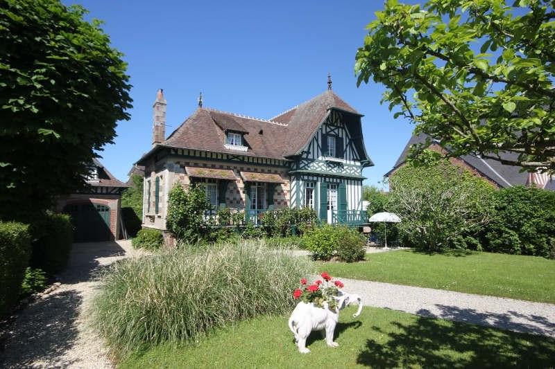 Deluxe sale house / villa Villers sur mer 850000€ - Picture 2