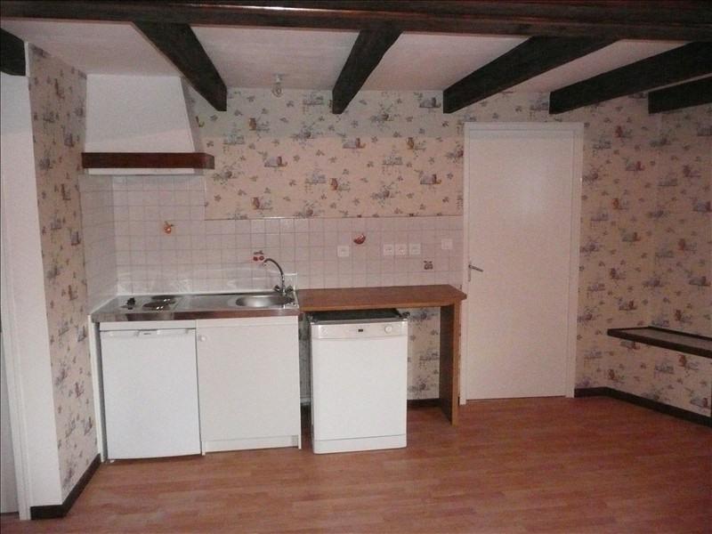 Rental apartment Aubigny au bac 530€ CC - Picture 2