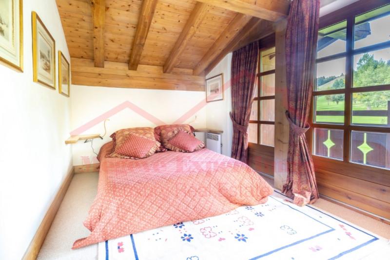 Vente de prestige appartement Megeve 1100000€ - Photo 8