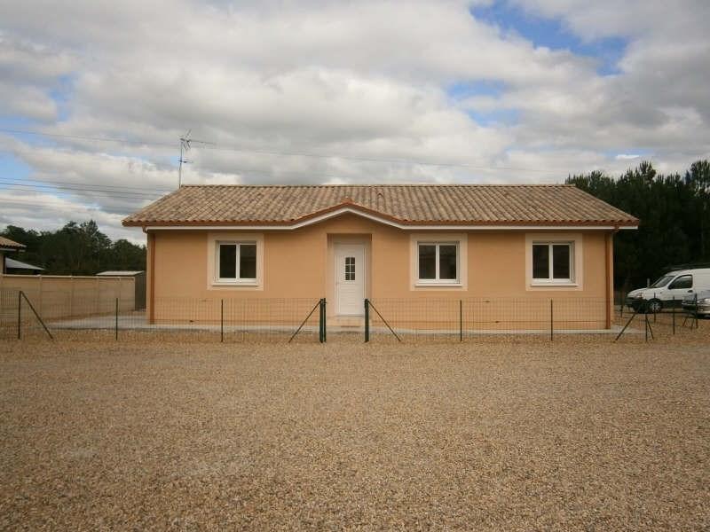 Location maison / villa Ambares et lagrave 820€ CC - Photo 1