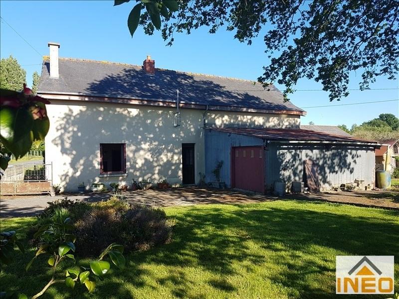 Vente maison / villa Geveze 88700€ - Photo 2