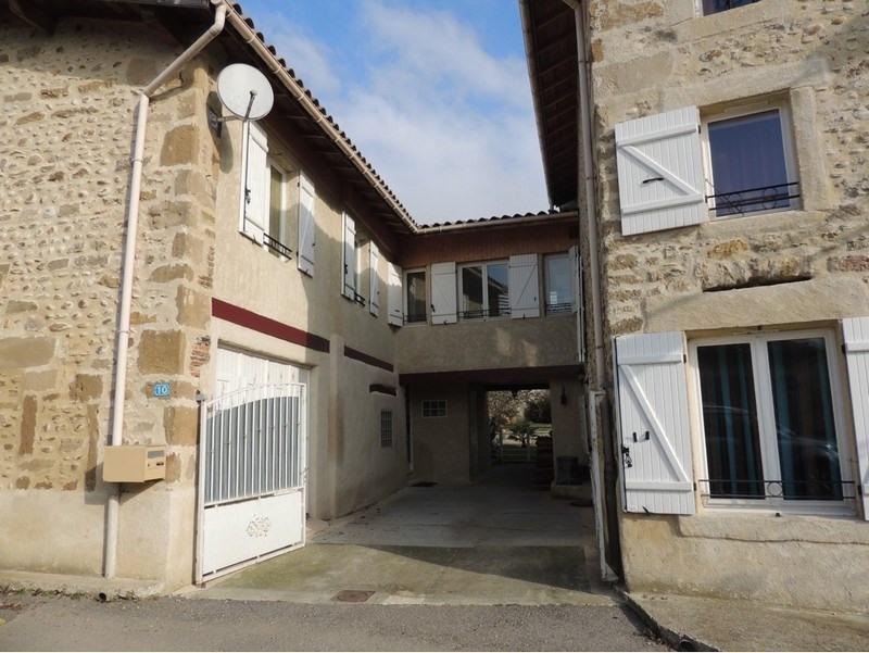 Vente maison / villa Chateauneuf de galaure 269000€ - Photo 2