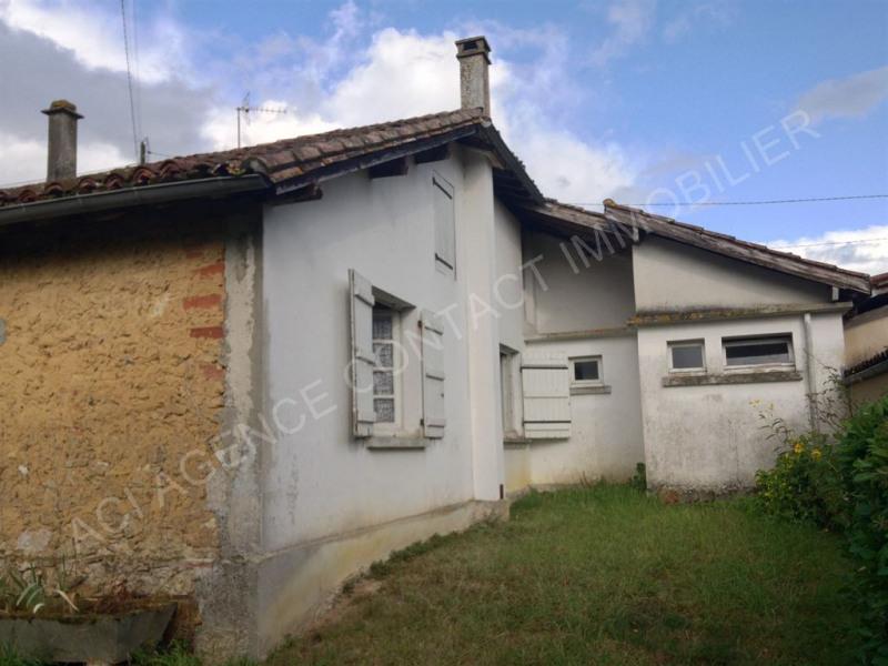 Vente maison / villa Cazaubon 70000€ - Photo 2