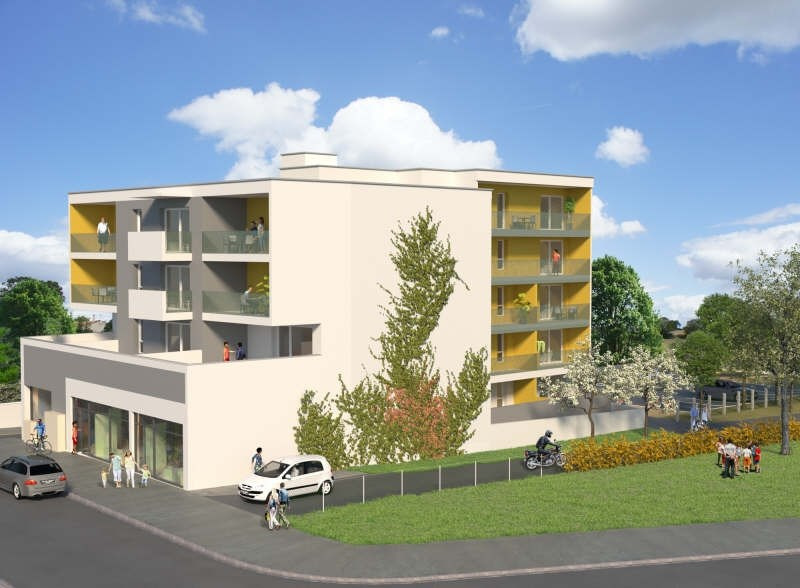 Sale apartment Poitiers 135615€ - Picture 1