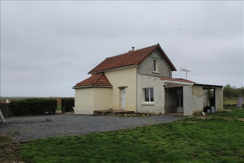 Sale house / villa Fremicourt 120 175€ - Picture 1