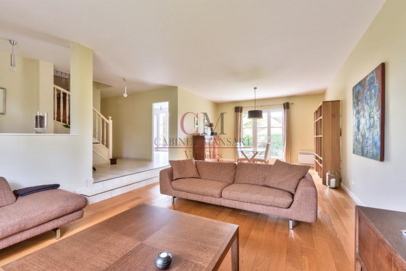 Immobile residenziali di prestigio casa Saint-nom-la-bretèche 840000€ - Fotografia 2