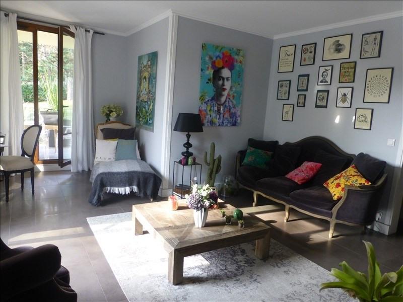 Sale apartment Villennes sur seine 420000€ - Picture 3