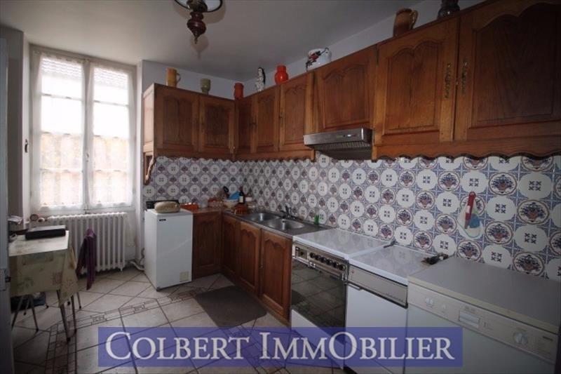 Venta  casa Coulanges la vineuse 205000€ - Fotografía 2