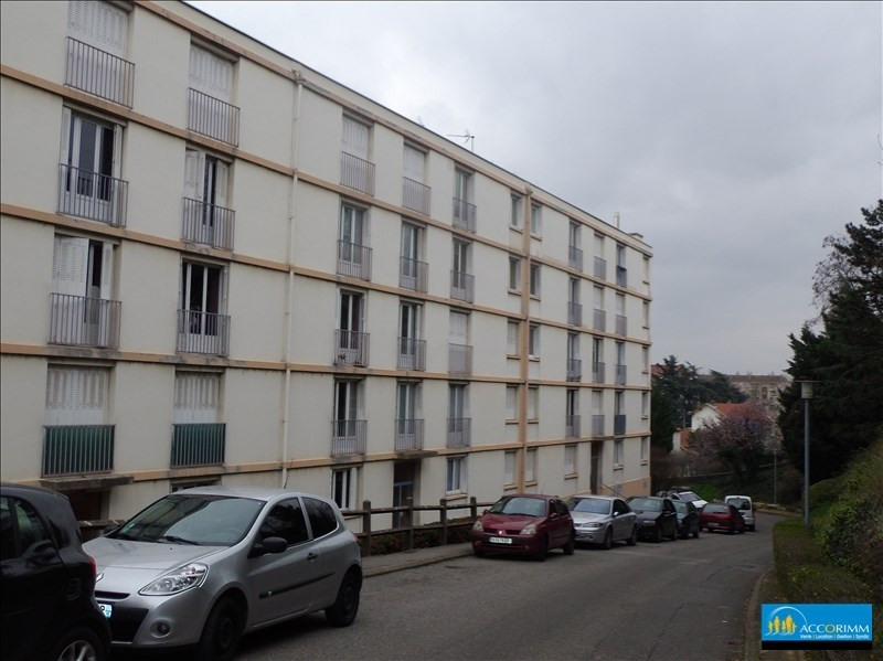 Vente appartement St fons 119 000€ - Photo 1