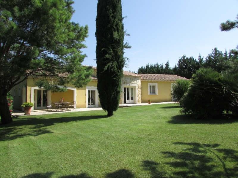 Vente de prestige maison / villa Allan 550000€ - Photo 1